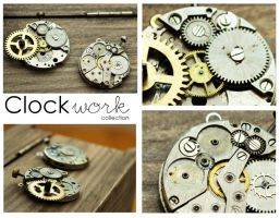 Clockwork-collection part 1 by Limestrap