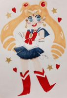 Sailor Moon by RockyPlant