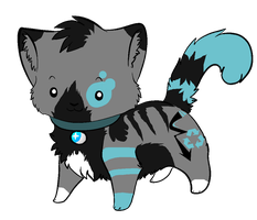 Chibi Feline Auction by Swaps-Adopts
