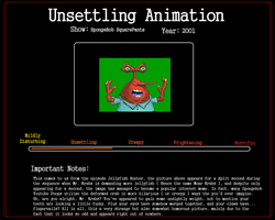 Unsettling Animation: Moar Krabs by WritingForNoReason