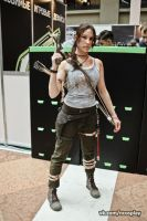 Lara Croft cosplay - WeGame 2 by TanyaCroft