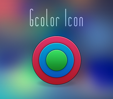 Gcolor2 Icon. Updated by BogdanYaremak