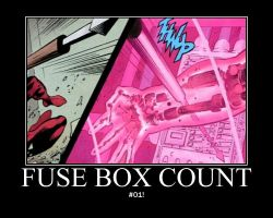 Motivation - Fuse Box Count by Songue