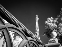 Paris in Infrared I by eprowe