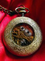 Pocket watch - back by StockEffect