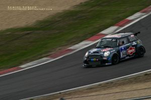 24h Race Nuerburgring Mini by toteZitrone