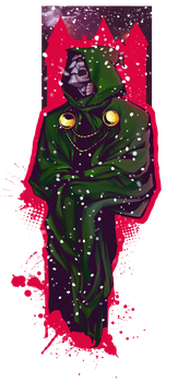 Doctor Doom by TinyTale