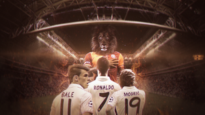 Galatasaray vs Real Madrid by anasonmania