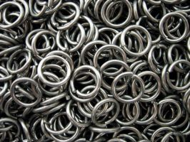 35 - steel rings by WCat-stock