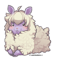 Sheep Adoptable [Closed] by Squidoptables
