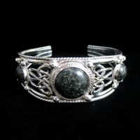 Stonehenge Celtic Cuff by camias