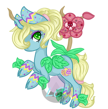 ~:Easter Robin [REDESIGNED] :~ by LillithCrescent