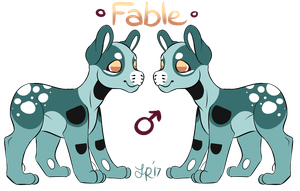 Fable Base Ref! by Smelly-Mouse