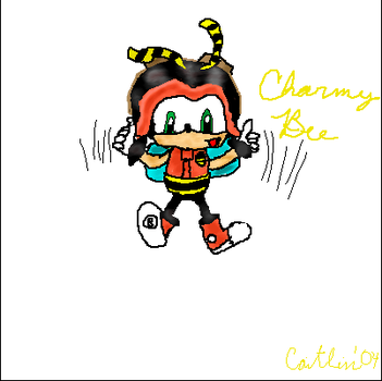 Charmy Bee by dq5991