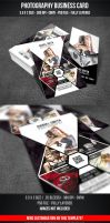 Photography Business Card by graphicstock