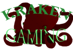 Kraken Gaming Logo by weirdnwild91