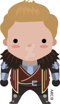Cute Cullen Rutherford by acberdec