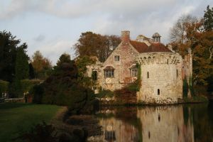 Scotney Castle 19 - Stock by GothicBohemianStock