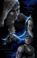 Riddick - Stray Ghost - P.2 by djinn-world
