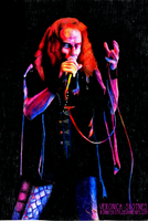 Ronnie James Dio - II by RonnySkoth