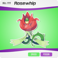 Fornawa 111 - Rosewhip by BradSimonian