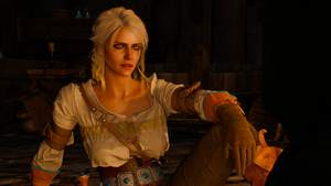 Ciri 4 by Scratcherpen