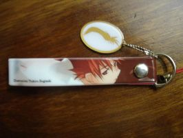 DNAngel phone strap -front- by Mysterious-L