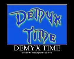 Demyx Time motivational by melossa10