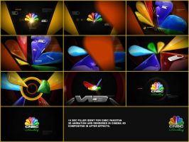 CNBC Pakistan Ident by junaidcreative