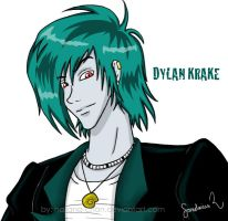 Dylan Krake preview by Hasana-chan