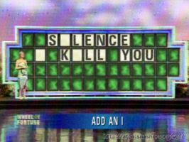 Silence I Kill You Game Show by fireiceman95