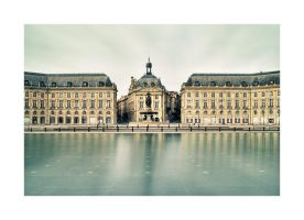 Bordeaux France III by ChristineAmat