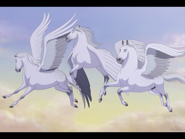 Pegasus Formation by Wild-Hearts