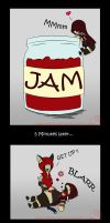 Jam obsession - L4D by suki-red