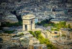 Arc de Triomphe - Paris by Cloudwhisperer67