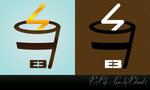 E3 Cafe Logos by Estimat3