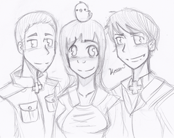 Request:Germany,Prussia and Tygermane OC by anto99