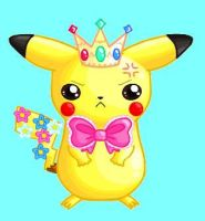 Mad Picachu by lady7569