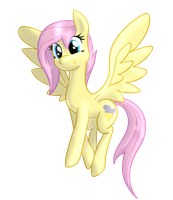 A Minor Variation Fluttershy- Hurricaneshy by Etiluos