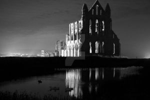 whitby abby by karr182
