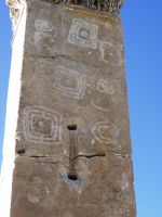 Symbols on the Monument by angelusmd