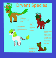 Mlp Dryent Species by Cyclone62