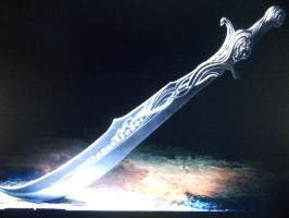 Prince of Persia the 2 Thrones:Sharamans Sword by LacitheHunter