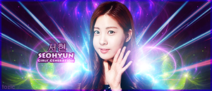 SNSD Seohyun Signature by tozic