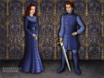 Fashion of the Riverlands by loverofbeauty