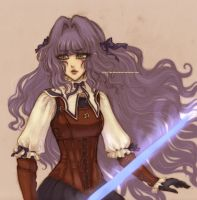 Valkyre Asleif by The-Nonexistent