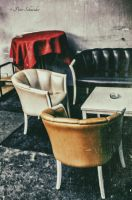 Chairs . by Phototubby