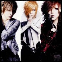 the GazettE : Kai, Uruha, Ruki - Tokyo Dome by beatrockbassistrei