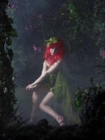 Poison Ivy cosplay by badwolfwilliams