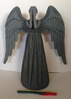 Weeping Angel Tree Topper (Doctor Who) by Smilodonna